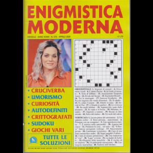 Enigmistica Moderna - n. 378 - mensile - aprile 2020 -
