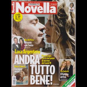 Novella 2000 - n. 14 - settimanale - 25 marzo 2020