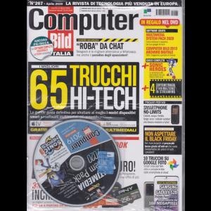 Computer Bild + Dvd - n. 267 - mensile - aprile 2020