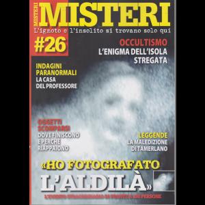 Misteri - n. 26 - bimestrale - 27/3/2020 -