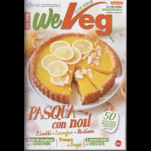 We Veg - n. 63 - mensile  - aprile 2020