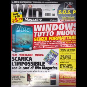 Win Magazine +  Dvd 8Gb - n. 268 - aprile 2020 - mensile