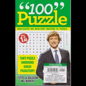 100 Puzzle - n. 12 - bimestrale - aprile - maggio 2020 -