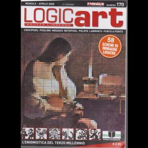 Logic Art - n. 170 - mensile - aprile 2020
