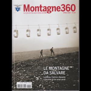 Montagne 360 - n. 91 - aprile 2020 - mensile
