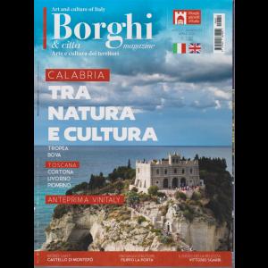 Borghi & città magazine - n. 50 - aprile 2020 - mensile