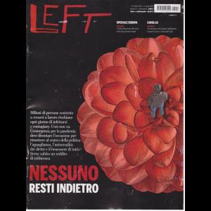 Left Avvenimenti - n. 13 - settimanale - 27 marzo 2020 - 2 aprile 2020 -