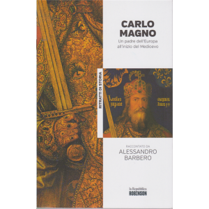 Ritratti di Storia - n. 1 - Carlo Magno raccontato da Alessandro Barbero