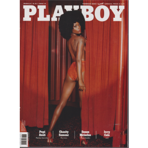 Playboy - n. 46 - mensile - febbraio 2020