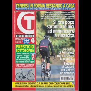 Cicloturismo - n. 4 - mensile - aprile 2020 -