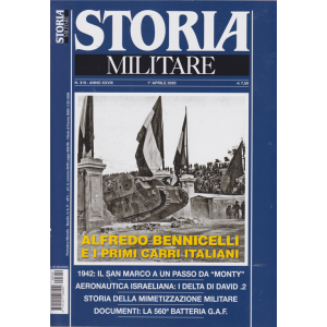Storia Militare - n. 319 - 1à aprile 2020 - mensile