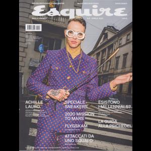 Esquire - n. 9 - aprile 2020 - bimestrale -
