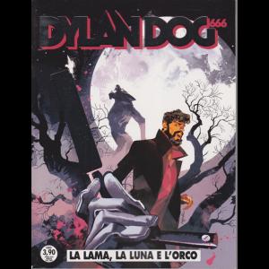 Dylan Dog - La lama, la luna e l'orco - n. 403 - mensile - aprile 2020