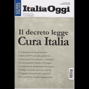 Guida Italia Oggi - Il Decreto Legge cura Italia - n. 5 - 24 marzo 2020 - serie speciale