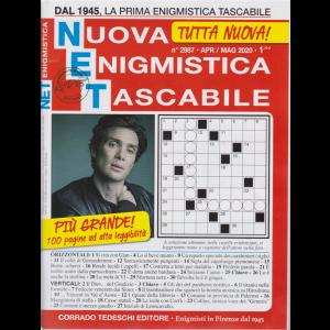 N.E.T. - Nuova enigmistica tascabile - n. 2987 - aprile - maggio 2020 - bimestrale -