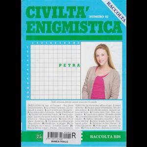 Raccolta Civiltà enigmistica - n. 82 - bimestrale - gennaio 2018