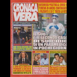 N.Cronaca Vera - n. 2483 - settimanale di fatti e attualità - 31 marzo 2020