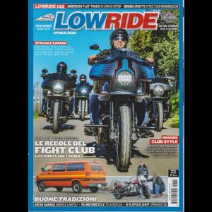 Lowride - n. 142 - aprile 2020 - mensile