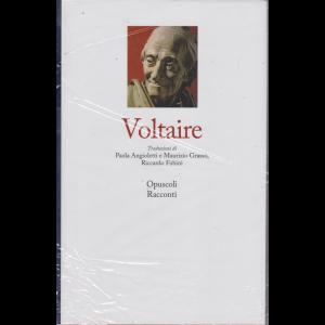 I grandi filosofi - Voltaire - Opuscoli - Racconti - n. 22 - settimanale - 20/3/2020 - copertina rigida