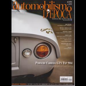Automobilismo d'epoca - n. 3- marzo 2020 - mensile