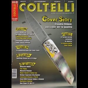 Coltelli - n. 99 - bimestrale - aprile - maggio 2020
