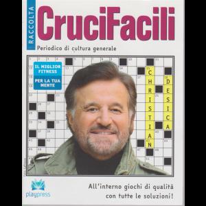 Raccolta CruciFacili - n. 80 -Christian De Sica - bimestrale - 21/3/2020 -