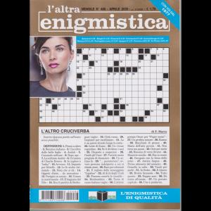 L'altra Enigmistica - n. 486 - mensile - aprile 2020 -