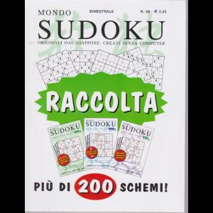 Raccolta Mondo sudoku - n. 49 - bimestrale - aprile - maggio 2020
