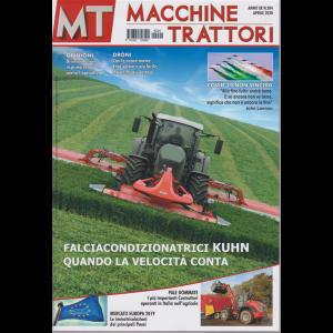 Macchine Trattori - n. 204 - aprile 2020 - mensile