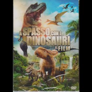 I Dvd di Sorrisi Collaction 3 - n. 2 - A spasso con i dinosauri il film - settimanale - aprile 2020 -