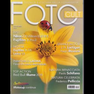 Foto Cult - n. 170 - aprile 2020 - mensile
