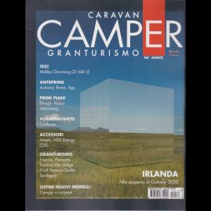 Caravan e Camper -Granturismo -  n. 519 - aprile 2020 - mensile