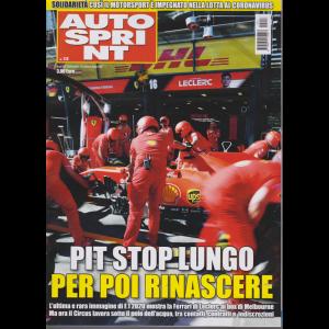 Autosprint - n. 13 - settimanale - 31 marzo - 6 aprile 2020 -