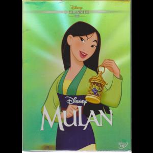 I Dvd di Sorrisi 4 - n. 19 - Mulan - aprile 2020 - settimanale