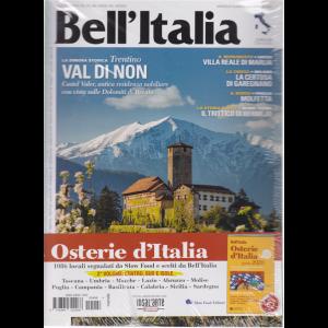 Bell'italia + Bell'Italia Osterie d'Italia 2020 -secondo volume: centro, sud e isole - n. 408 - mensile - aprile 2020