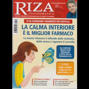 Riza Psicosomatica - n- 470 - mensile - aprile 2020