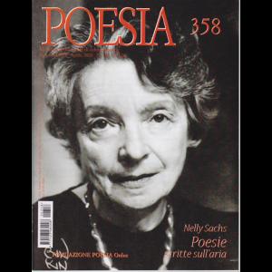 Poesia - n. 358 - mensile - aprile 2020 -