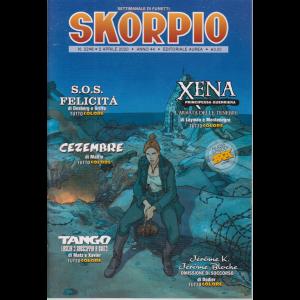 Skorpio - n. 2248 - 2 aprile 2020 - settimanale di fumetti