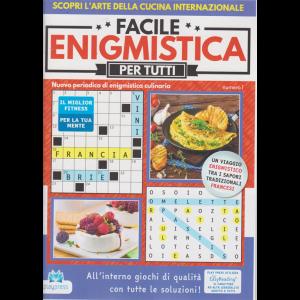Facile enigmistica per tutti - n. 1 - bimestrale - 27/3/2020 -