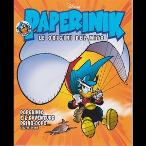 Paperinik - Paperinik e l'avventura prima-dopo....e altre storie - n. 32 - settimanale -