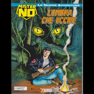 Mister No  - L'ombra che uccide - n. 10 - aprile 2020 - mensile