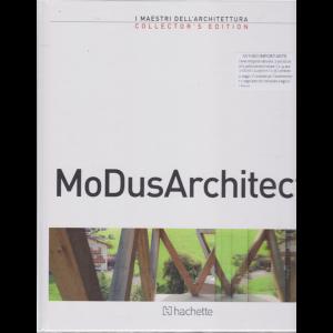 I Maestri dell'architettura - MoDusArchitects - n. 33 - 20/3/2020 - quattordicinale - copertina rigida