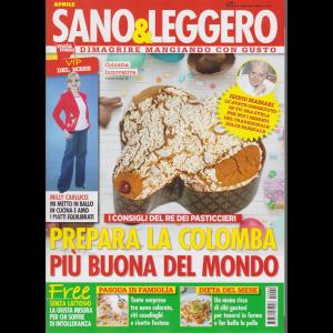 Sano & Leggero - n. 4 - mensile - aprile 2020 -