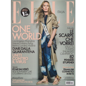 Elle - n. 13 - settimanale - 11/4/2020 -