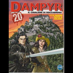 Dampyr - Il Cavaliere di Roccabruna - n. 241 - mensile - 3 aprile 2020 -