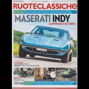 Ruoteclassiche Split - + Ruoteclassiche leggenda Alfa Romeo - n. 376 - mensile - 3/4/2020 - 2 riviste