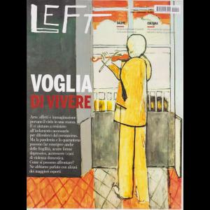 Left Avvenimenti - n. 14 - 3 aprile 2020 - 9 aprile 2020 - settimanale
