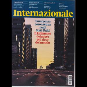 Internazionale - n. 1352 - 3/9 aprile 2020 - settimanale