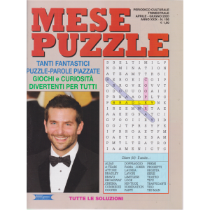 Mese Puzzle - n. 106 - aprile - giugno 2020 - trimestrale -