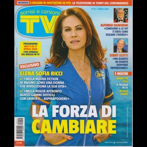 Sorrisi e Canzoni Tv - n. 14 - 7 aprile 2020 - settimanale